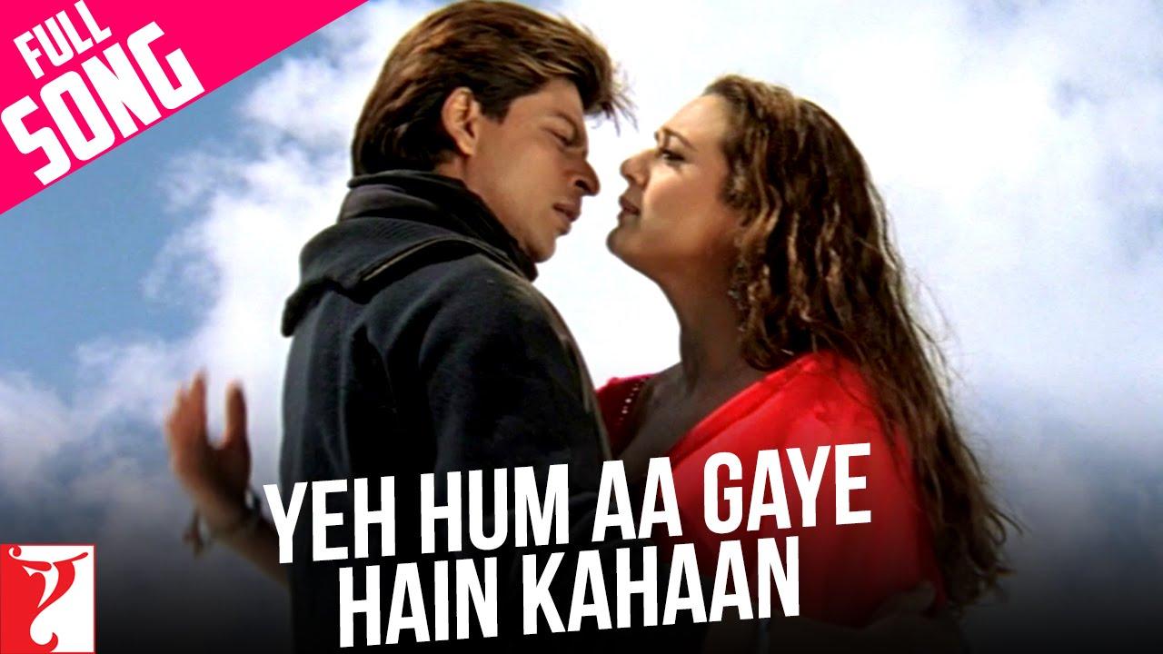 Yeh Hum Aa Gaye Hain Kahaan